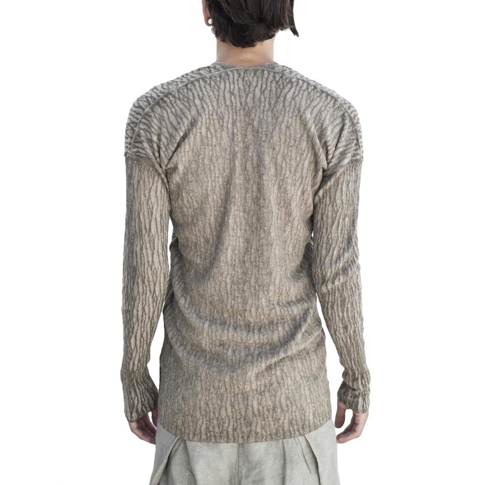 masnada ribbed linen long cardigan back.jpg