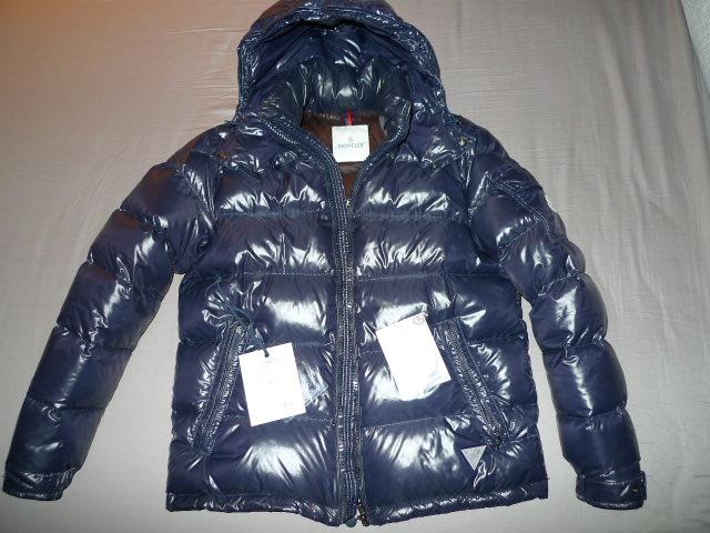 f8d237033 Moncler Maya down jacket - size 3 - midnight blue