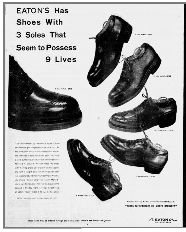 McHale Eatons 1952.JPG