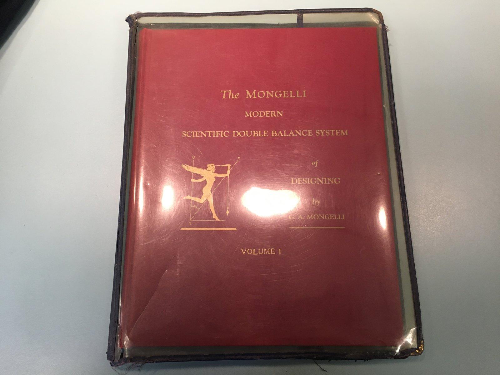 Mongelli Method volume 1.jpg