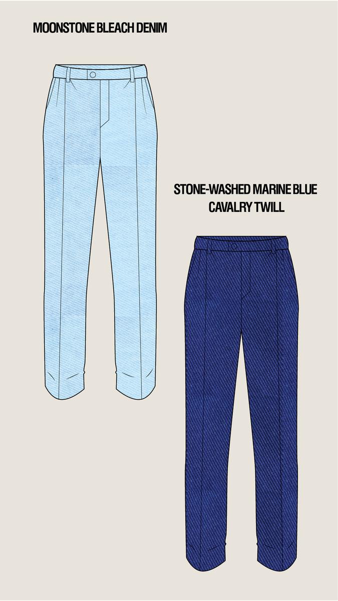 MOONSTONE . MARINE BLUE TWILL.png