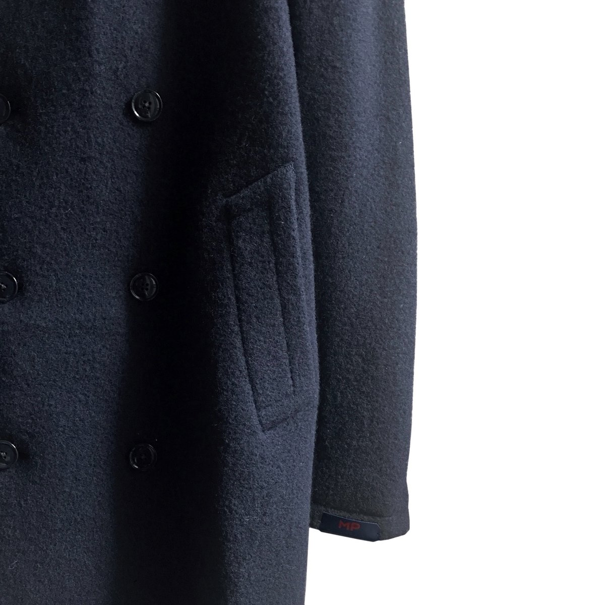 mp massimo piombo double breasted brushed wool coat detail.jpg