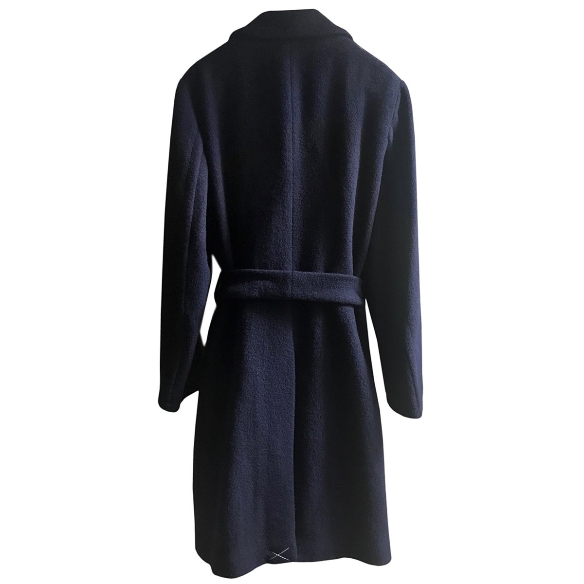 MP Massimo Piombo Double Breasted Wool Coat back.jpg