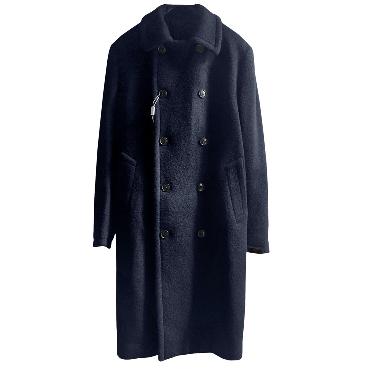 MP Massimo Piombo Double Breasted Wool Coat.jpg