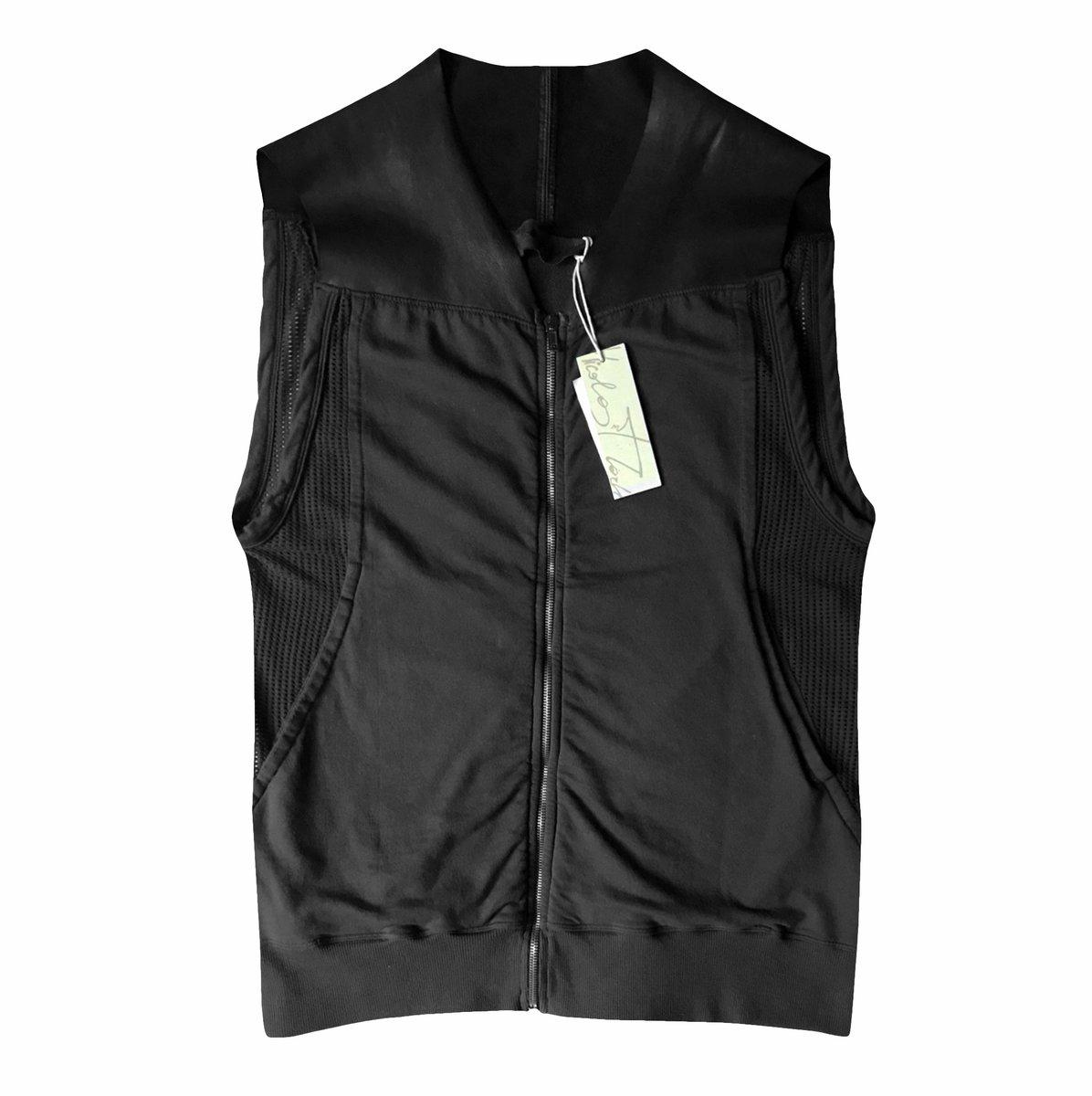 nicolas mark leather mesh vest.jpg