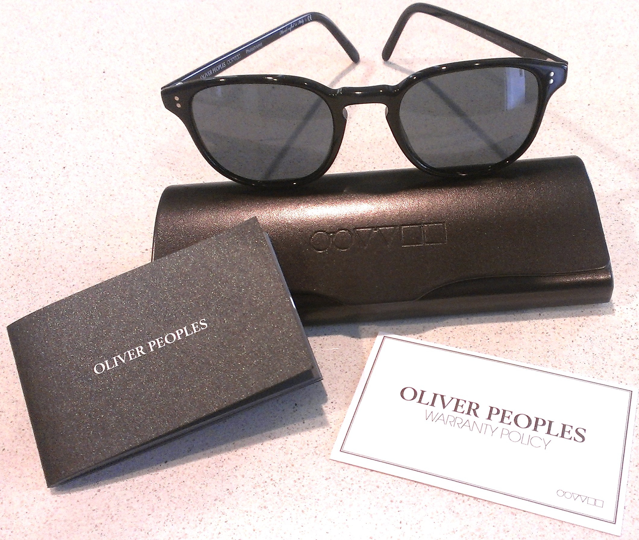 500e2009f8 Brand New Oliver Peoples