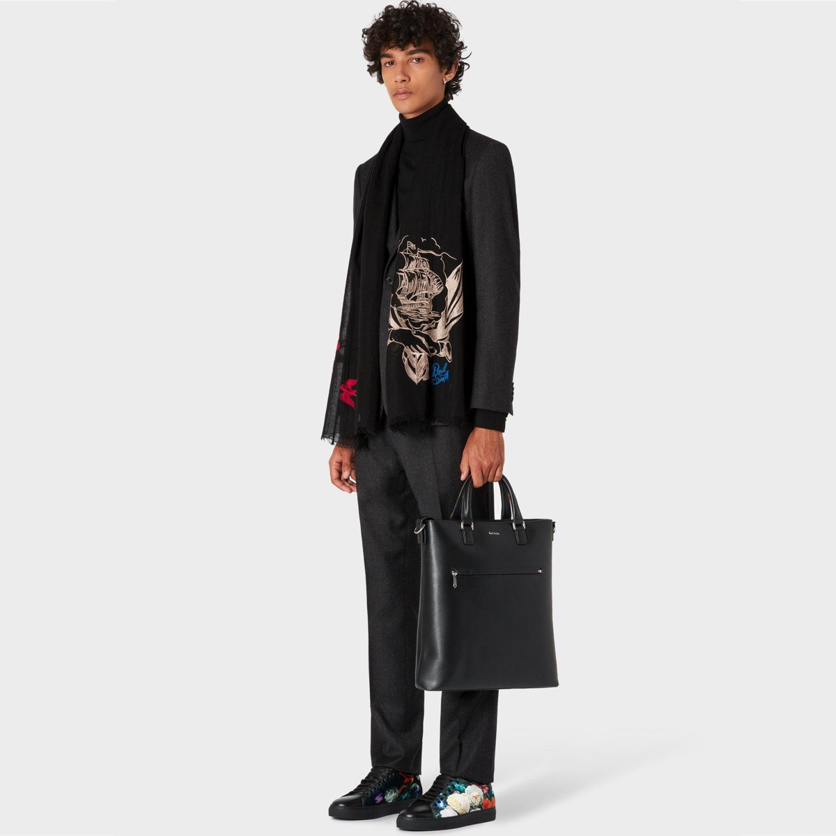 paul-smith-Black-Black-Embossed-Leather-Tote-Bag-With-bright-Stripe-Trim (2).jpg