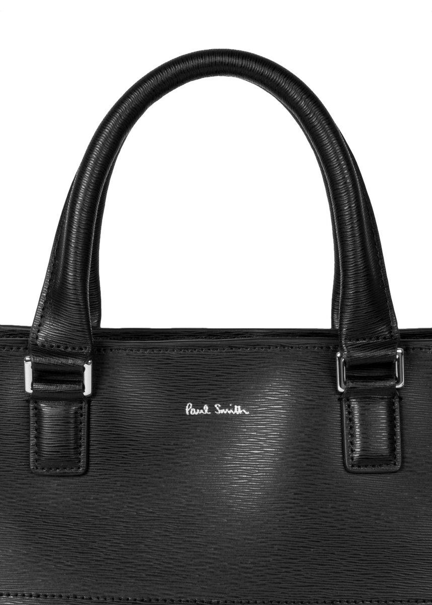 paul-smith-Black-Black-Embossed-Leather-Tote-Bag-With-bright-Stripe-Trim (6).jpg