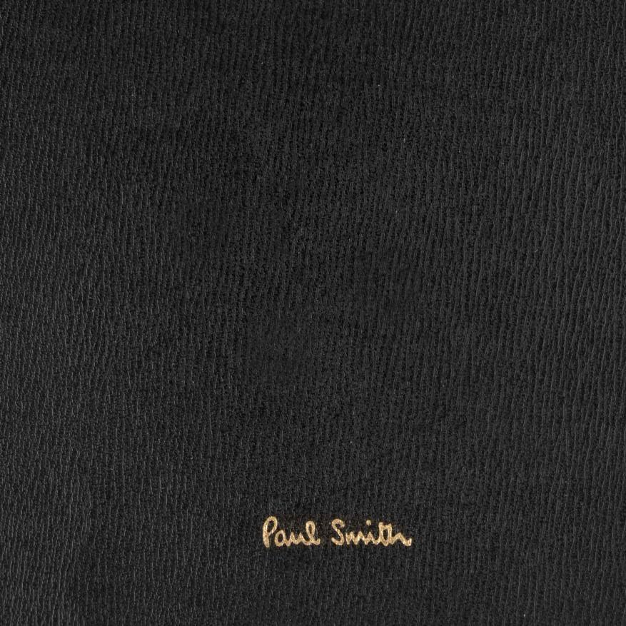 PAUL SMITH New City Messenger Bag Black detail.jpg