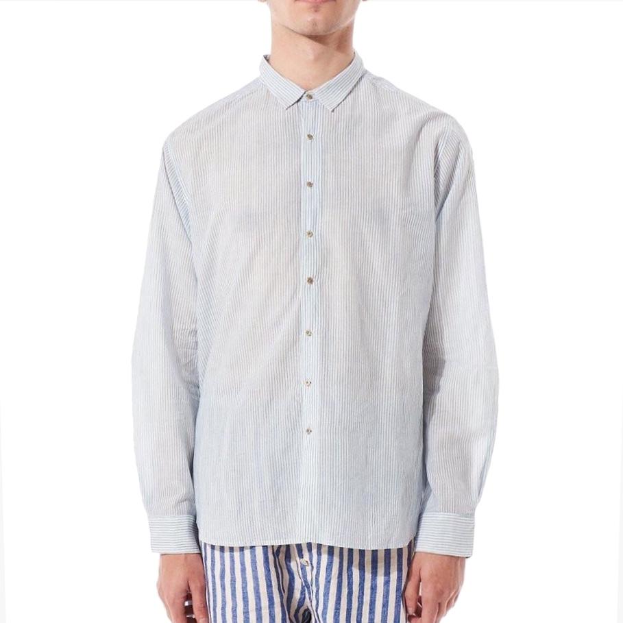 Pero Blue Striped Shirt.jpg