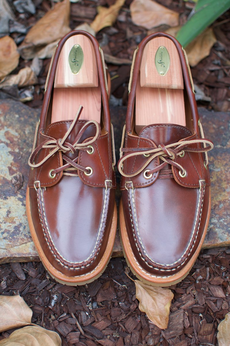 Rancourt Color 4 Shell Cordovan Boat Shoes - 2020-07-24 - 3.jpg