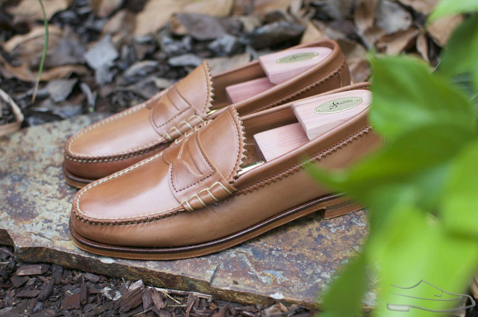 Rancourt Natural Shell Cordovan Beefroll Loafers - 2020-09-25 - 3.jpg