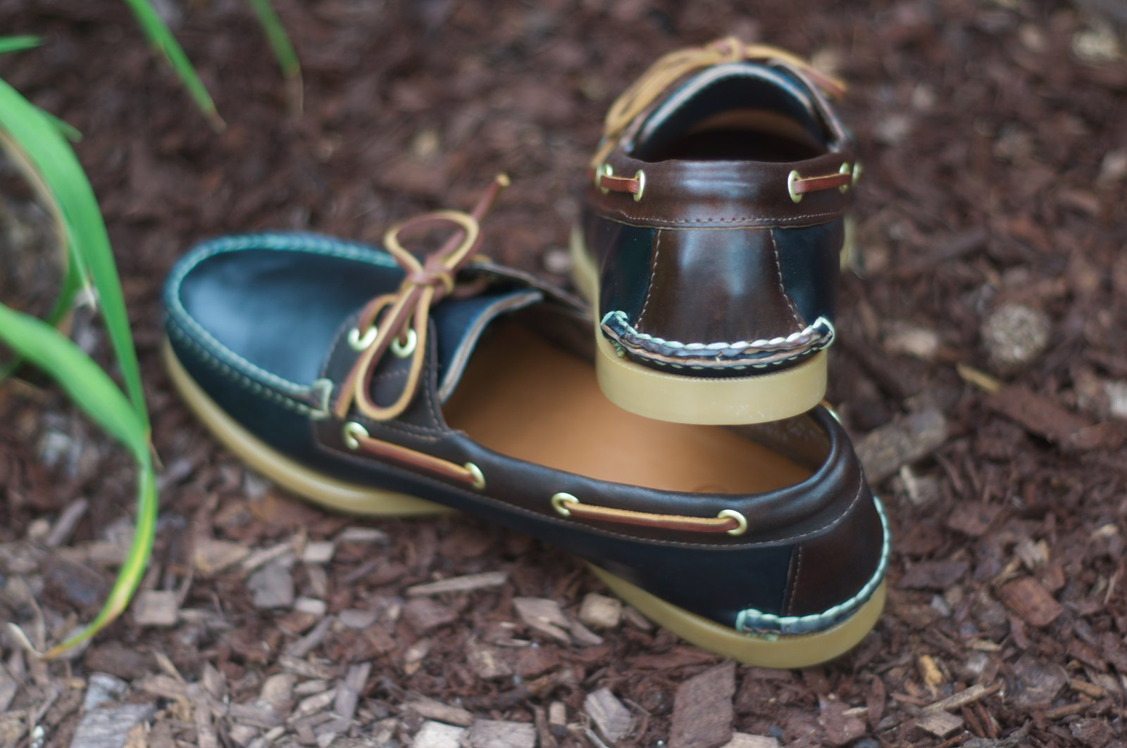 Rancourt Navy and Brown Shell Boat Shoes - 15.jpg