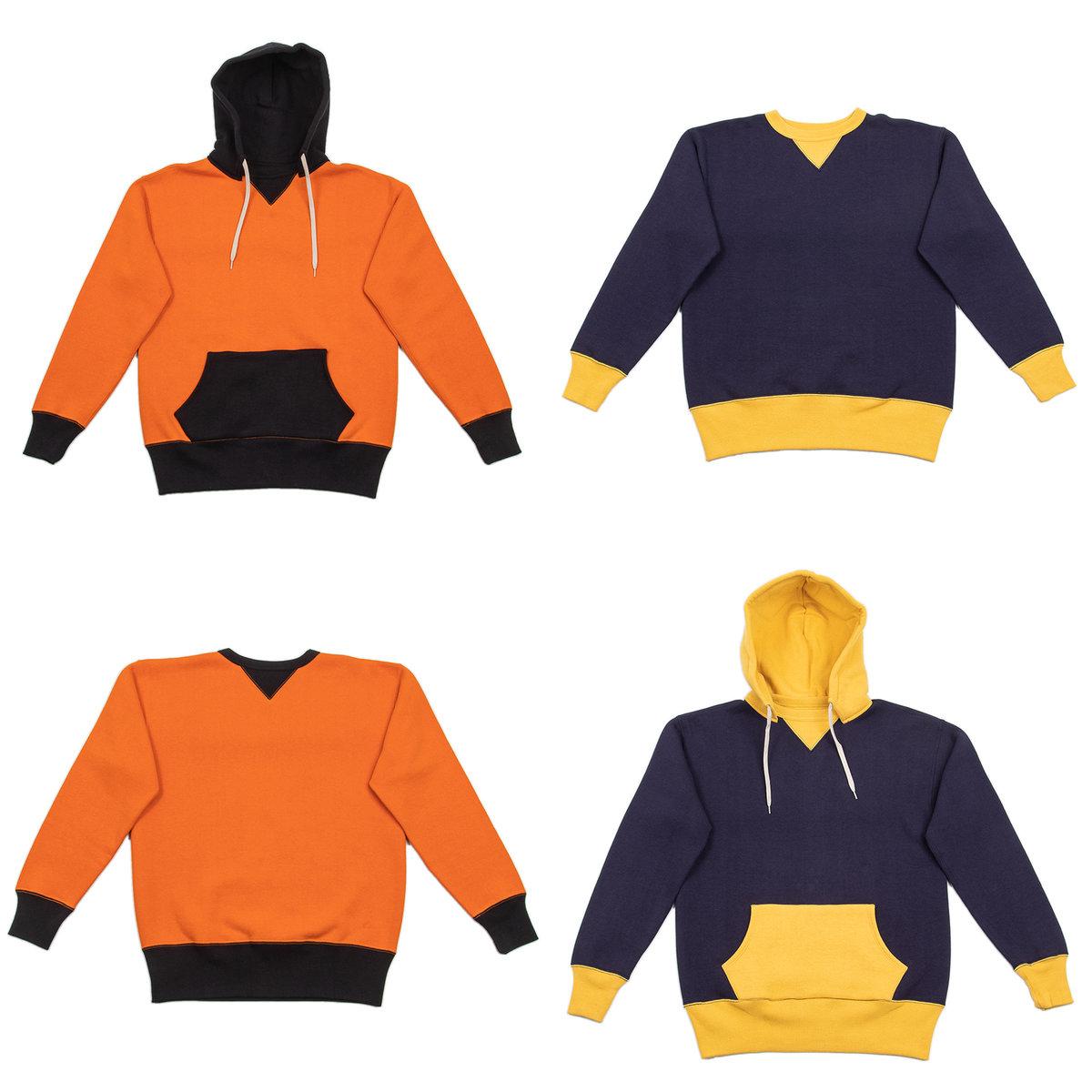 RMC - Two Tone Loopwheels -Navy-Yellow-Orange-Black--Grid-Flat-01.jpg
