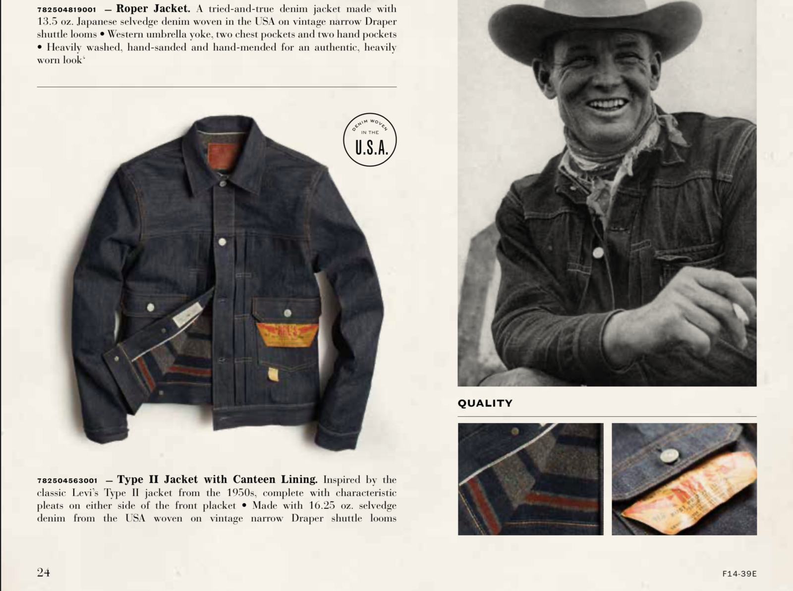 RRL LE Type 2 Jacket Fall 2014.png