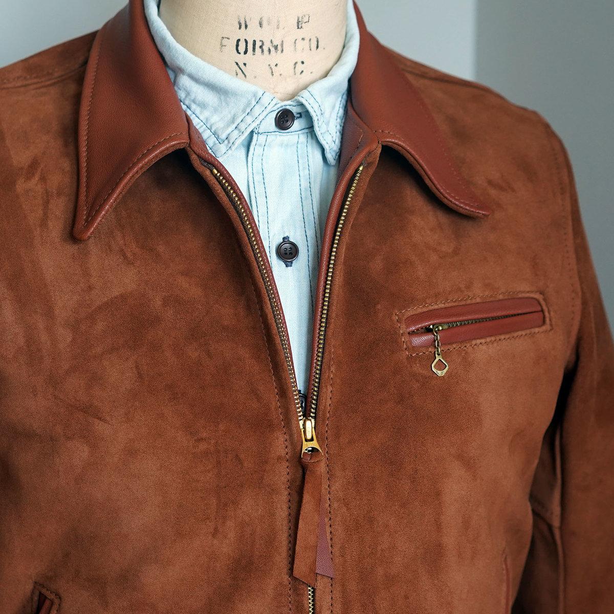 Rust Suede Highwayman Detail.jpg