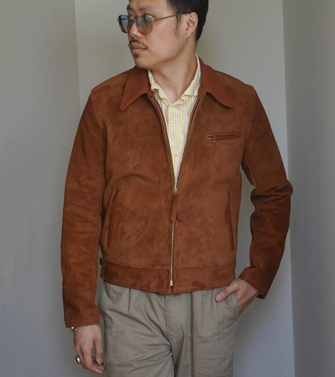 Rust Suede Highwayman Main.jpg