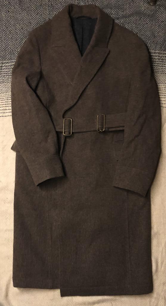 S.E.H. Kelly Tielocken in woollen Bedford cord in malt in size L.jpg