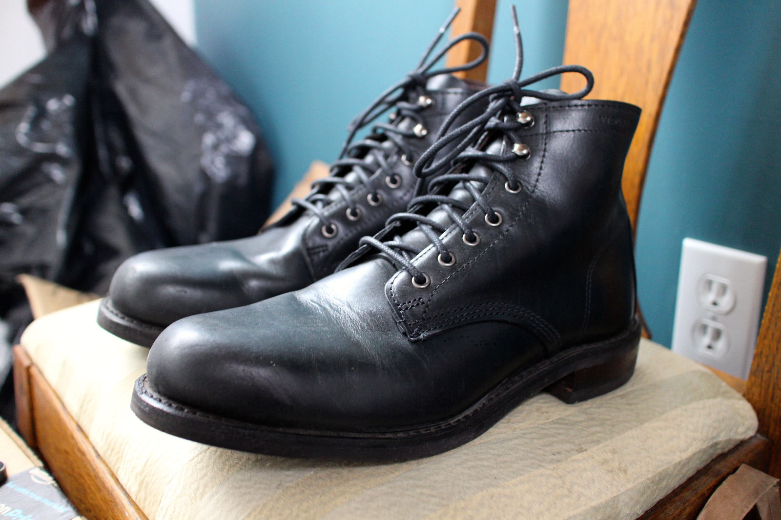 wolverine kilometer boot size 11 styleforum