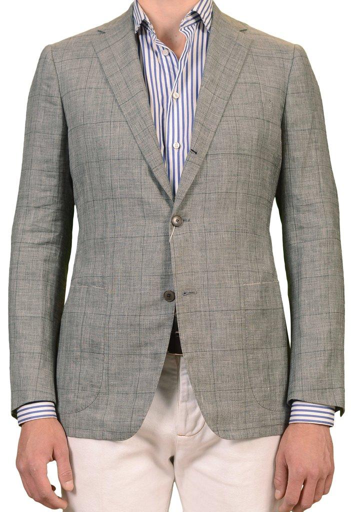 Sartoria_PARTENOPEA_Hand_Made_Gray_Prince_of_Wales_Linen_Wool_Silk_Jacket_52_NEW_42_2_1024x1024.jpg