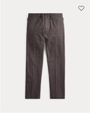 Slim Jaspe Twill Trouser $390.png