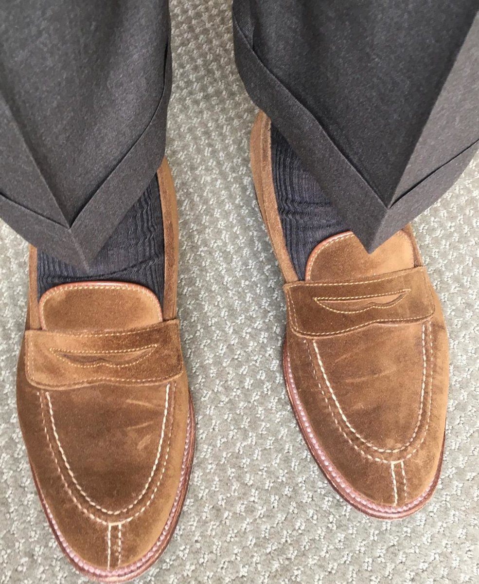 Snuff Suede NST Loafers.jpe