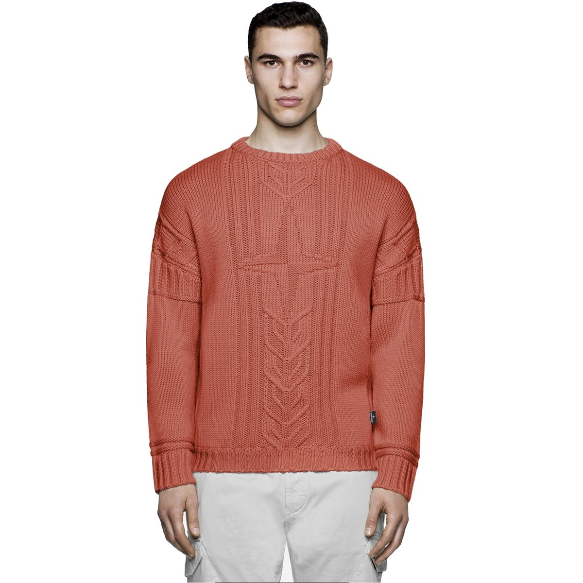 Stone Island cable knit sweater.jpg