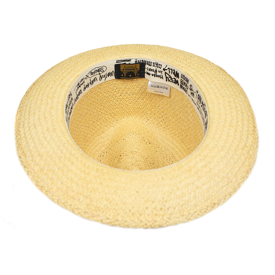 Sublime Hats Made in Japan Spring Summer 2021 SS21 PanamaHat Straw Hat  (8).jpg