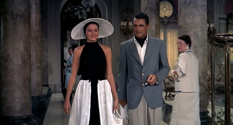To-Catch-a-Thief_Grace-Kelly-Cary-Grant_Black-beach-wear_front-smile.bmp.jpg