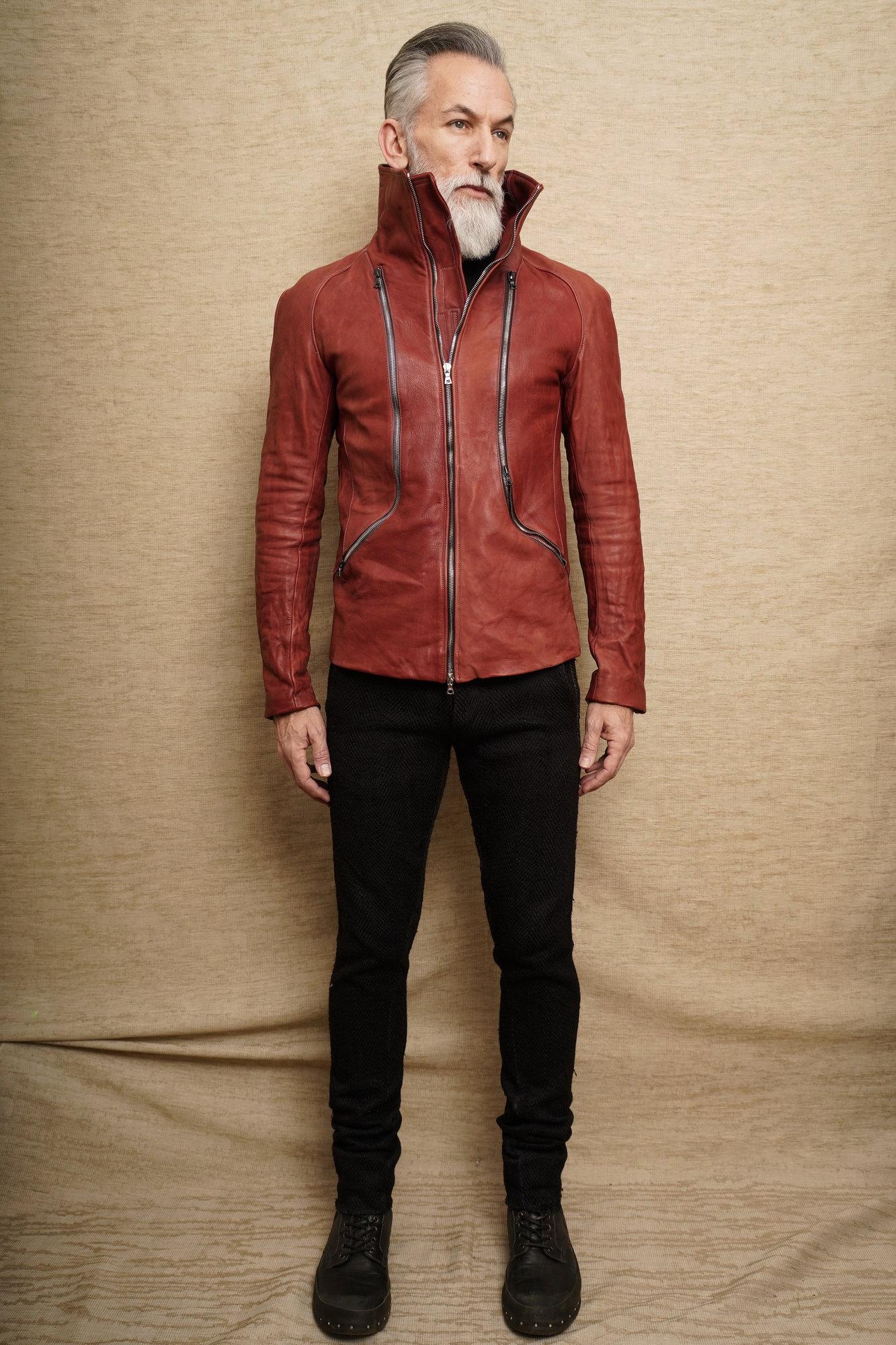 Tri Zip Leather Jacket_5.JPG
