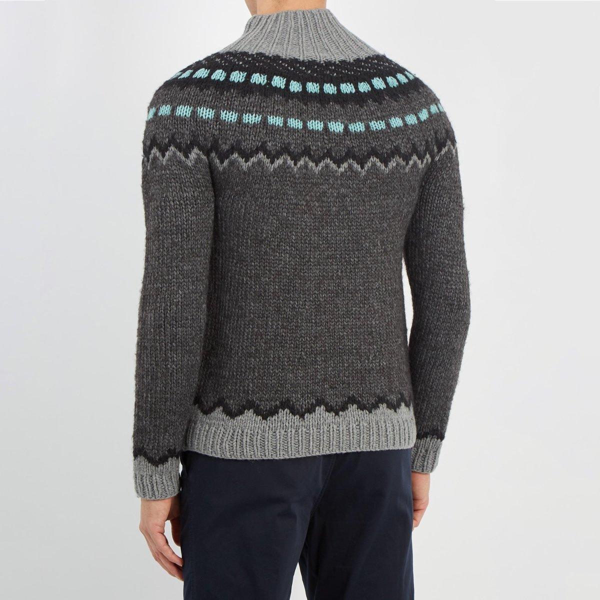 valentino-GREY-Funnel-neck-Geometric-intarsia-Sweater (5).jpg