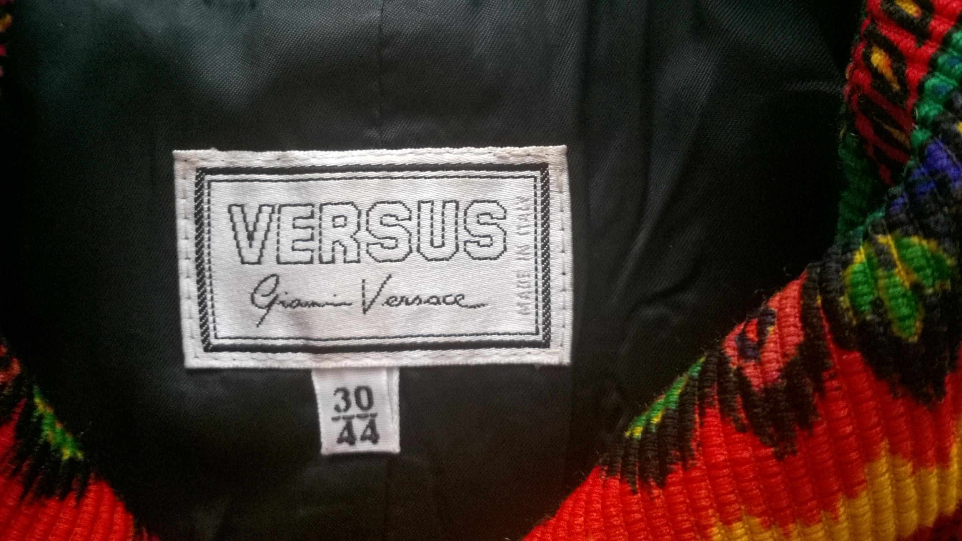 Versus Versace Coat 1 tag.jpg