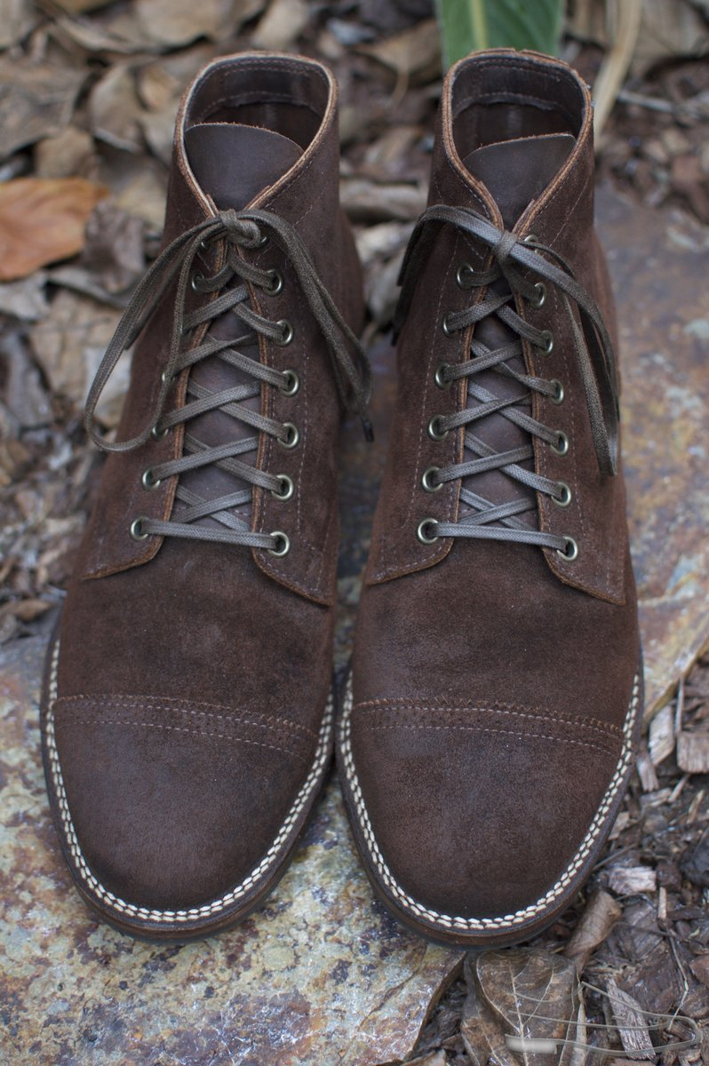 Viberg Tabacco Reverse Chamois Service Boots - 2020-10-23 - 4.jpg