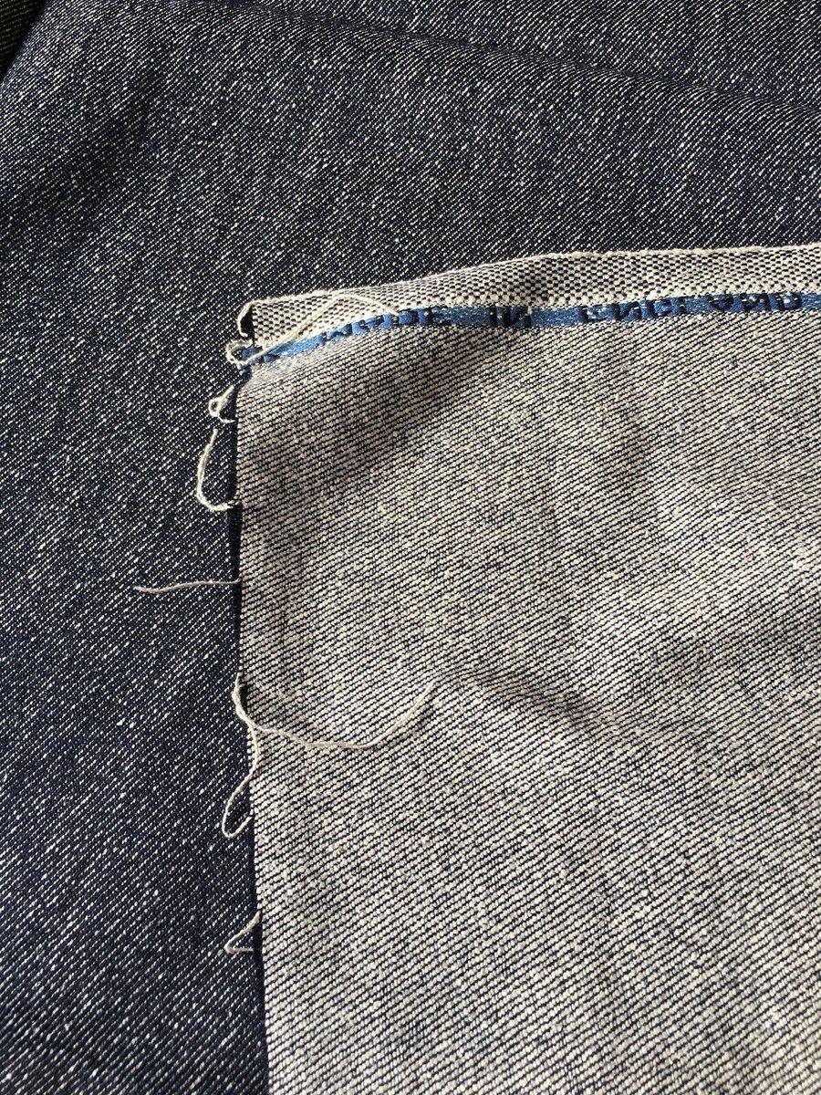 Wool And Silk Blue Denim Pattern Suiting 3.jpg
