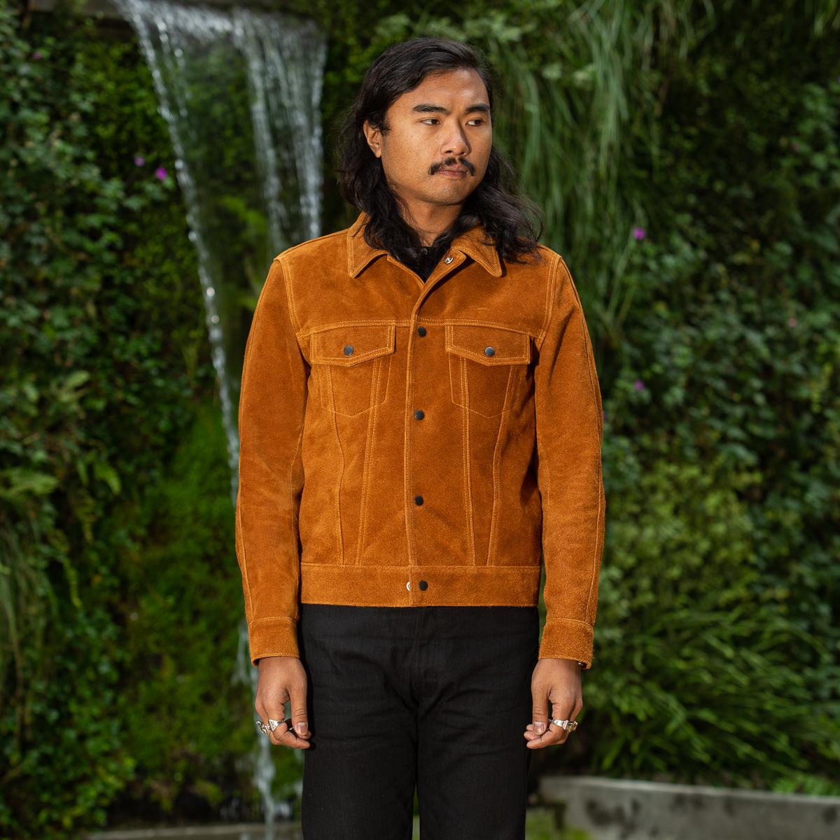 Y'2 Leather - Steer Suede 3rd Type Jacket (TB-139)-Onbody-5760 x 3840-20.jpg