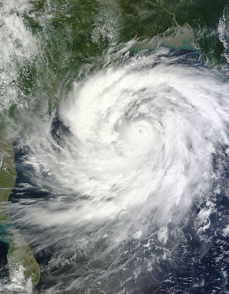 File source: http://en.wikipedia.org/wiki/File:Cyclone_Phailin_11_October_2013.jpg