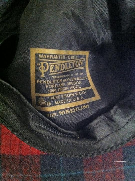Pendleton Woolen Mills cap 2