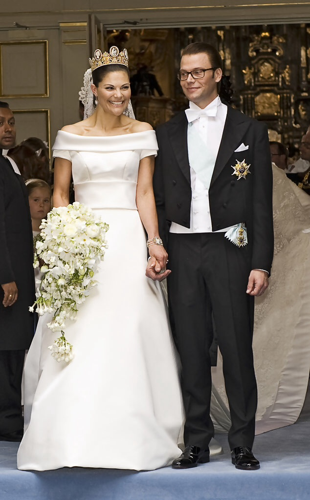 Some Pictures Of The Swedish Royal Wedding With Mentioned White Tie Rig