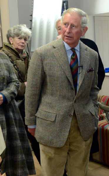 Prince Charles Single Breasted Jacket Styleforum