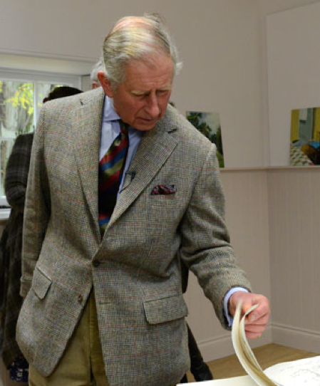 Prince Charles single-breasted jacket | Styleforum