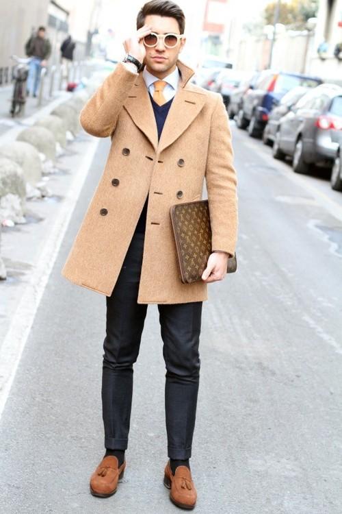 Camel Coat Ideas | Styleforum