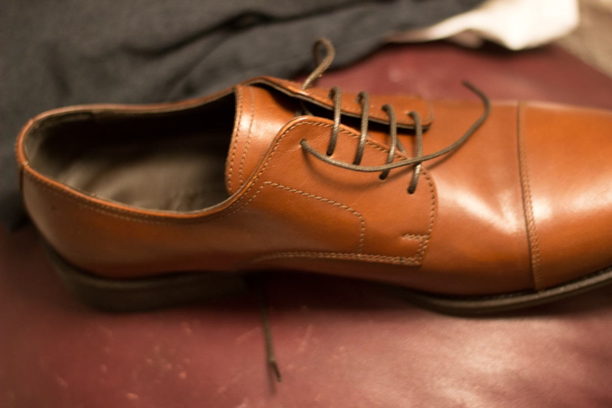 a testoni basics shoes what type of leather