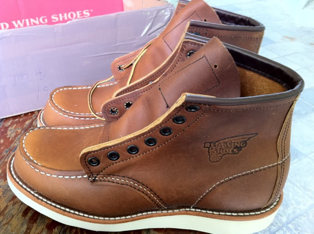 Red Wing Boots - Your Opinion - Page 140