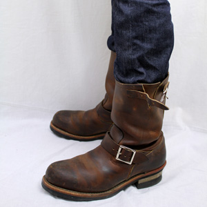 Red Wing 2972 Engineer Boots