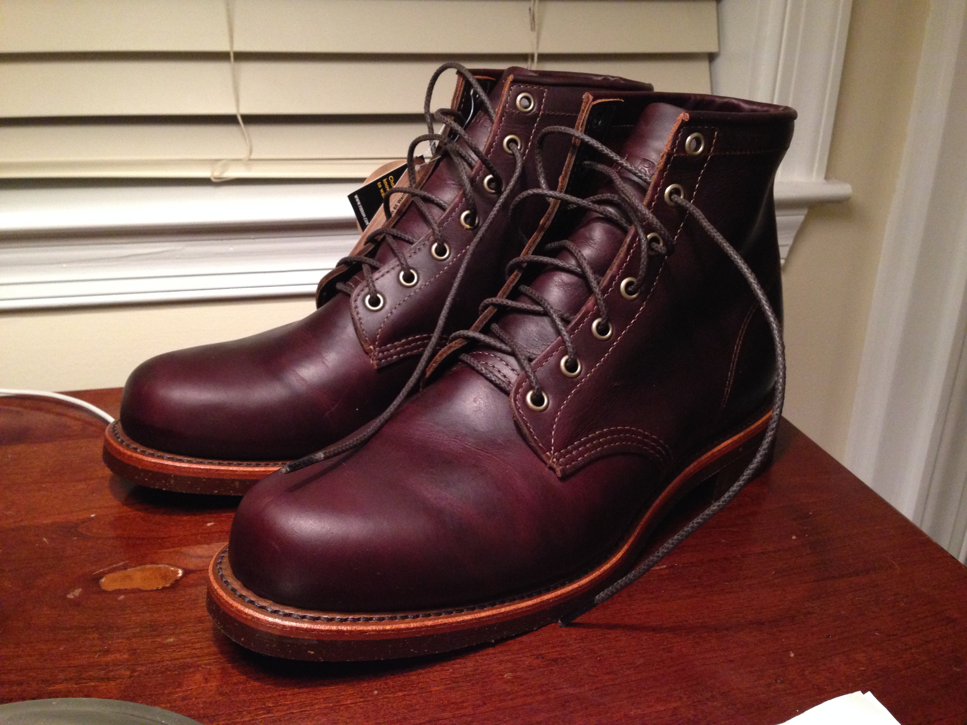 75274524cb4 Calling all LLBean Katahdin Iron Works Boots owners | Page 84 ...