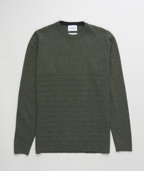 Norse Project Borderline Knit
