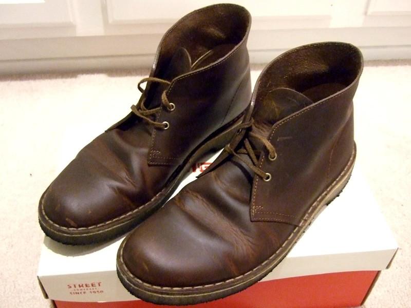 Clarks Desert Boots | Page 456 | Styleforum