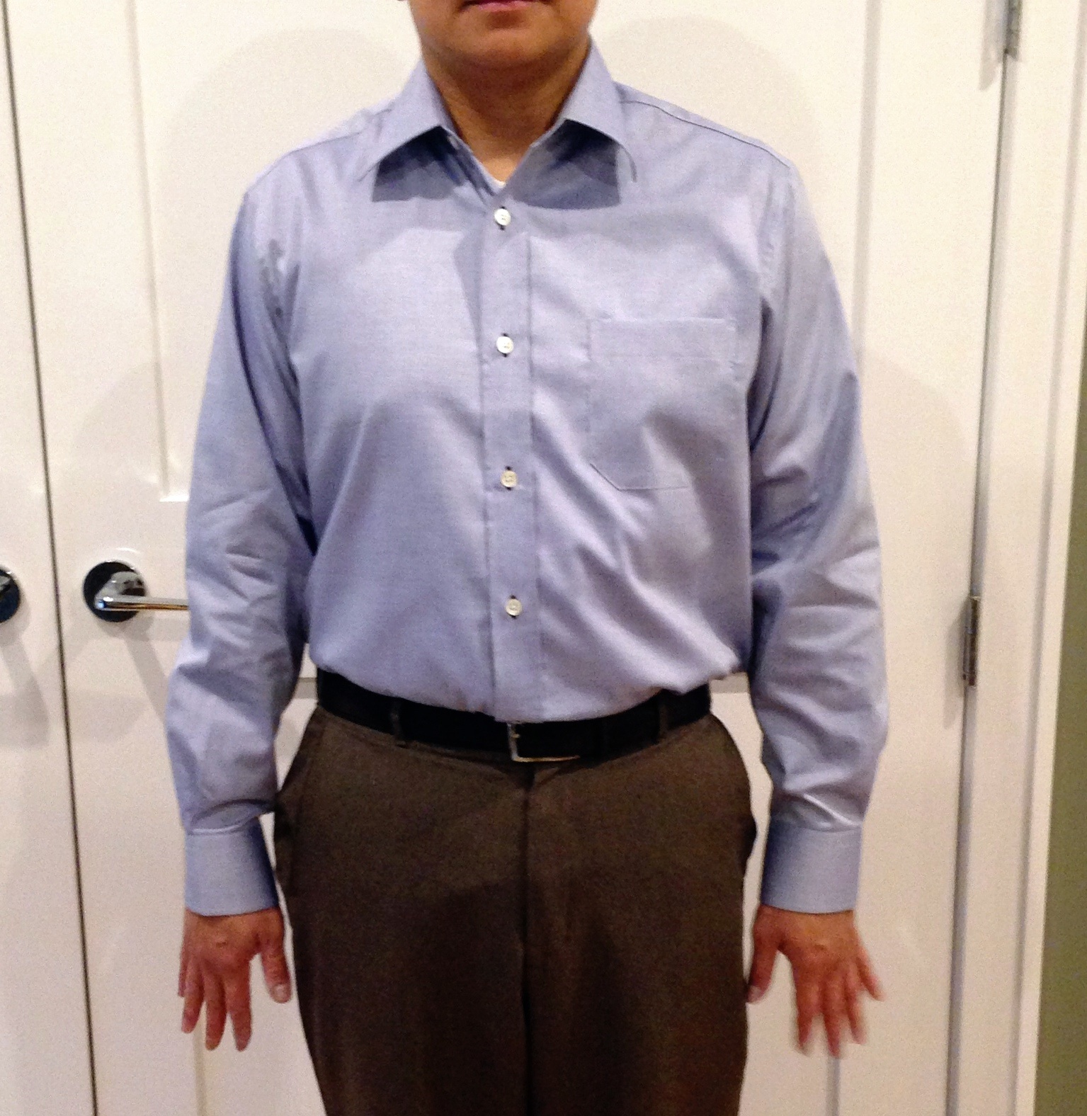 Modern tailor advice on fit styleforum for How much to get a shirt tailored