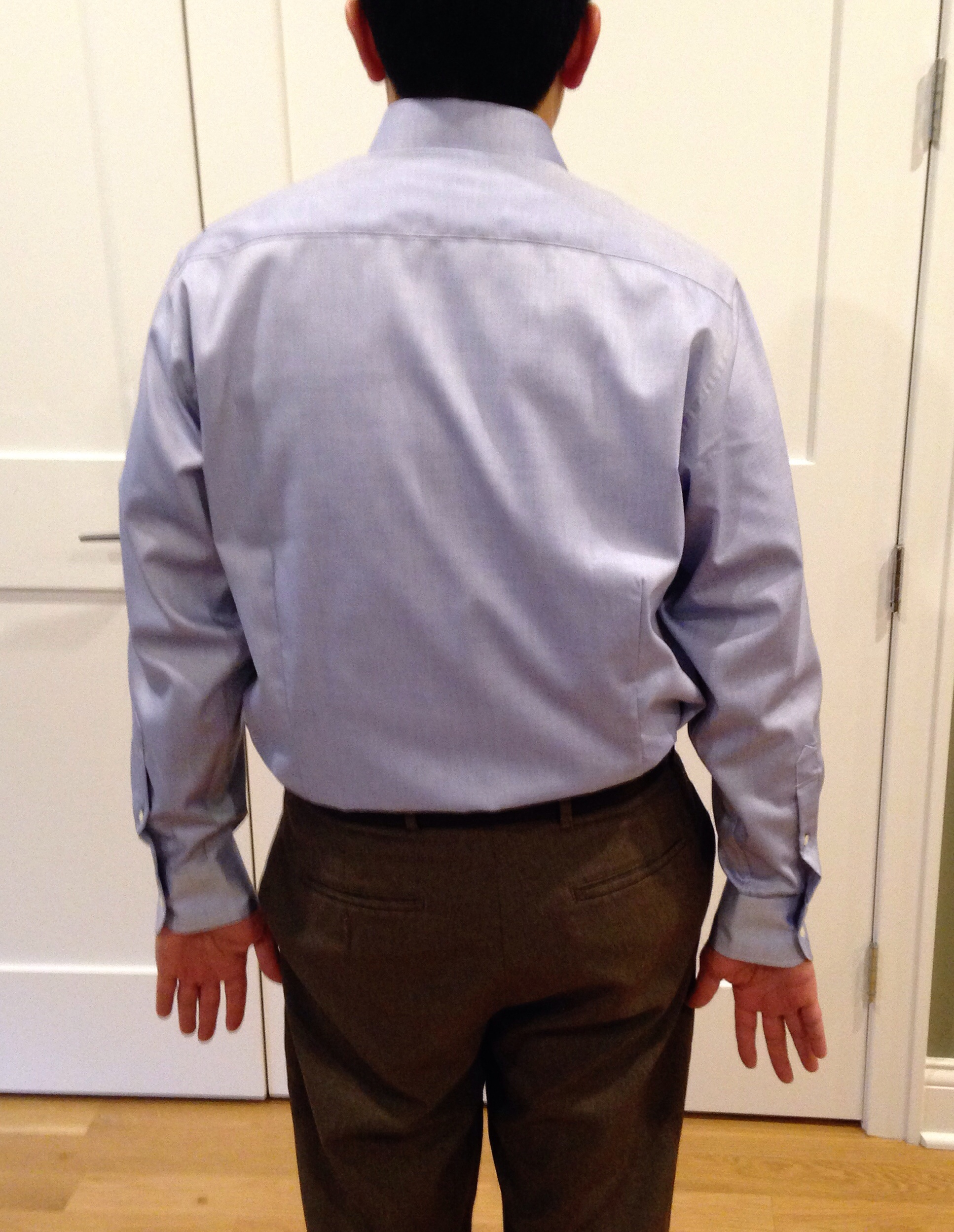 Modern tailor advice on fit for How much to get a shirt tailored