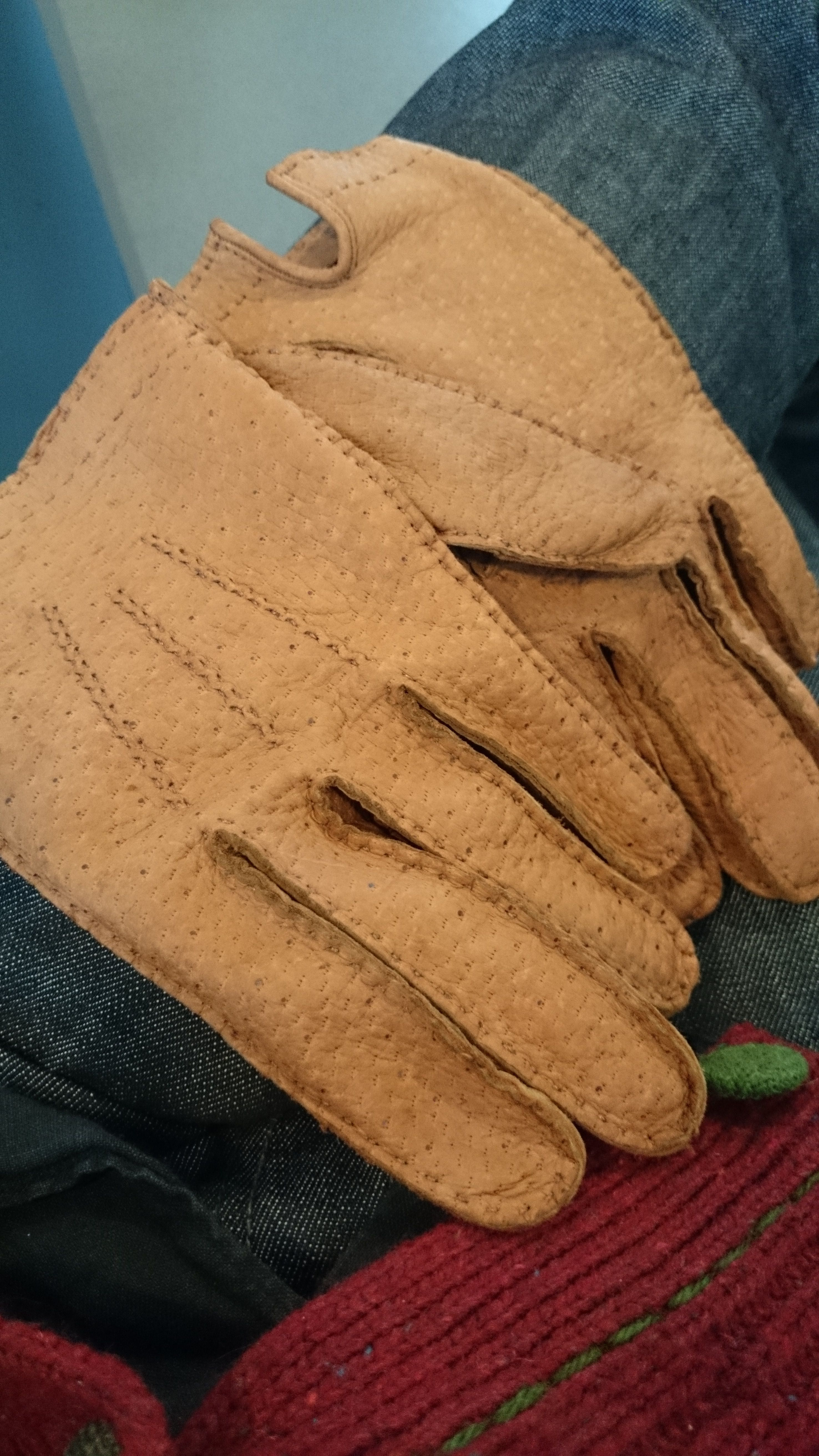 Driving gloves styleforum - Unlined And Super Comfortable